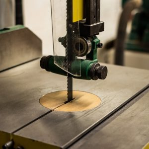 WoodTek Vertical Bandsaw