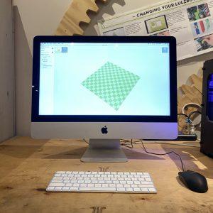 5 iMacs