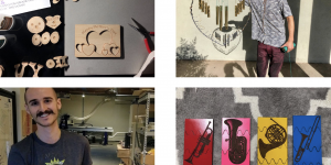 Maker Highlight: Mitchell Gustin